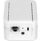 TRENDnet TEW-737HRE IEEE 802.11n 300 Mbps Wireless Range Extender - ISM Band