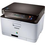 Samsung Xpress C460W Laser Multifunction Printer - Color - Plain Paper Print - Desktop