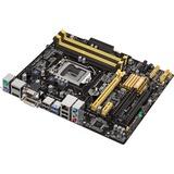 Asus B85M-E/CSM Desktop Motherboard - Intel B85 Express Chipset - Socket H3 LGA-1150