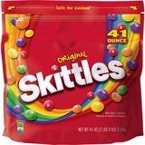 Skittles Original Fruit Candy - Orange, Lemon, Green Apple, Grape, Strawberry - 2.56 lb - 1 / Bag MRS22701