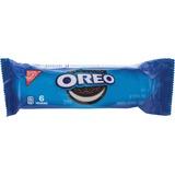 Oreo Nabisco Cookies - Vanilla - 1 Serving Pack - 1.80 oz - 12 / Box NFG40600