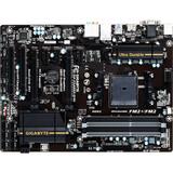Gigabyte GA-F2A88X-D3H Desktop Motherboard - AMD A88X Chipset - Socket FM2+