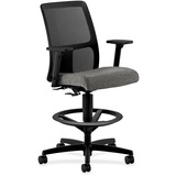 HON Ignition Sr. Mesh Back Task Stools with Adjustable Arms