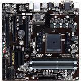 Gigabyte GA-F2A88XM-D3H Desktop Motherboard - AMD A88X Chipset - Socket FM2+