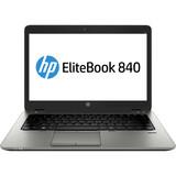 """HP EliteBook 840 G1 14"""" LED Notebook - Intel Core i5 i5-4300U Dual-core (2 Core) 1.90 GHz - Black, Silver"""