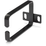 StarTech.com 1U Vertical Server Rack Cable Management D-Ring Hook - 2.2x3.9in (5.7x10cm)