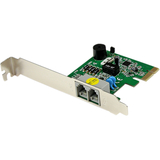 StarTech.com Internal PCI Express V.92 56K Data Fax Modem - PCIe Dial Up Modem