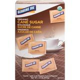 GJO70470 - Genuine Joe Turbinado Natural Cane Sugar Pack...