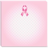Post-it® Super Sticky Pads for Breast Cancer Awareness, 3 x 3, Pink, 75/Pad, 3 Pads/Pack MMM6333BCADOT