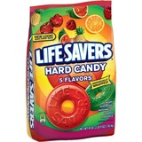 Wrigley Life Savers 5 Flavors Hard Candies - Cherry, Raspberry, Watermelon, Orange, Pineapple - Indi MRS22732