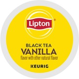 Lipton® Black Tea Vanilla K-Cups, 24/Box GMT6867