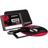 "Kingston SSDNow V300 480 GB 2.5"" Internal Solid State Drive"