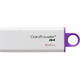 Kingston 64GB DataTraveler G4 USB 3.0 Flash Drive