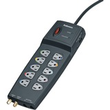 Fellowes 10 Outlet Power Guard Surge Protector