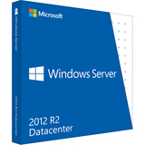 Microsoft Windows Server 2012 R2 Datacenter 64-bit - License and Media - 2 Processor