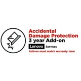 Lenovo Accidental Damage Protection - 3 Year Upgrade - Warranty