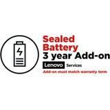 Lenovo Sealed Battery - 3 Year Upgrade - Warranty