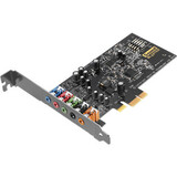 Sound Blaster Audigy FX Sound Card (with Full Height I/O Bracket)