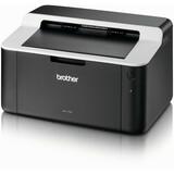 Brother HL-1112 Laser Printer - Monochrome - 2400 x 600 dpi Print - Plain Paper Print - Desktop