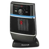 Honeywell Ceramic Heater with Easy Electronic Controls and Oscillation