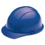 SKILCRAFT Cap Style Safety Helmet - Blue - Nylon, Polyethylene - Blue - 1 Each NSN9353132