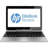"HP EliteBook Revolve 810 G2 Tablet PC - 11.6"" - Wireless LAN - Intel Core i5 i5-4300U Dual-core (2 Core) 1.90 GHz - Silver"