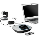 Logitech CC3000e Video Conferencing Camera - 30 fps - Black - USB 2.0 - 1 Pack(s)
