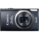 Canon PowerShot 340 HS 16 Megapixel Compact Camera - 4.50 mm - 54 mm - Black