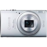 Canon PowerShot 340 HS 16 Megapixel Compact Camera - 4.5 mm - 54 mm - Silver