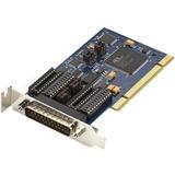 Black Box Low-Profile PCI Card, 16850 UART, Dual-Port, RS-232/422/485