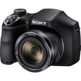 Sony Cyber-shot DSC-H300 20.1 Megapixel Compact Camera - Black