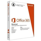 Microsoft Office 365 Personal 32/64-bit - Subscription License - 1 PC/Mac, 1 Tablet