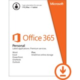 Microsoft Office 365 Personal 32/64-bit -1 device- Promo Sku