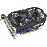Gigabyte GV-N75TOC-2GI GeForce GTX 750 Ti Graphic Card - 2 GB GDDR5 SDRAM - PCI Express 3.0