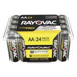 RAYALAA24PPJ - Rayovac Ultra Pro Alka AA24 Batteries