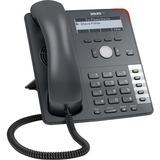 Snom 715 IP Phone - Cable - Desktop - Anthracite Gray
