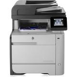 HP LaserJet Pro M476DW Laser Multifunction Printer - Color - Plain Paper Print - Desktop
