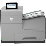 HP Officejet X555dn Inkjet Printer - Color - 2400 x 1200 dpi Print - Plain Paper Print - Desktop