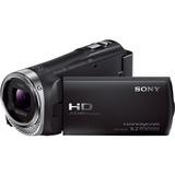 "Sony Handycam HDR-CX330 Digital Camcorder - 2.7"" LCD - Exmor R CMOS - Full HD - Black"
