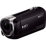 "Sony Handycam HDR-CX240 Digital Camcorder - 2.7"" LCD - Exmor R CMOS - Full HD - Black"