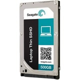 "Seagate ST500LM001 500 GB 2.5"" Internal Hybrid Hard Drive - 8 GB SSD Cache Capacity"