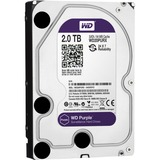 "WD Purple WD20PURX 2TB Surveillance 3.5"" Internal Hard Drive"
