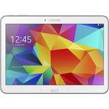 "Samsung Galaxy Tab 4 SM-T530NU 16 GB Tablet - 10.1"" - Wireless LAN - Quad-core (4 Core) 1.20 GHz - White"