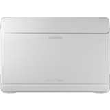 "Samsung Book Cover Carrying Case (Book Fold) for 12.2"" Tablet - White"