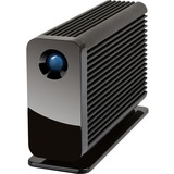LaCie Little Big Disk DAS Array - 2 x SSD Supported - 2 x SSD Installed - 1 TB Installed SSD Capacity