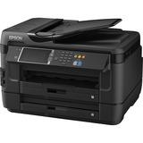 Epson WorkForce 7620 Inkjet Multifunction Printer - Color - Photo Print - Desktop