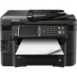 Epson WorkForce WF-3640 Inkjet Multifunction Printer - Color - Photo Print - Desktop