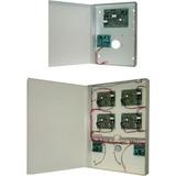 Interlogix 4 Door Controller Pack w/Power Supply, Large Cabinet