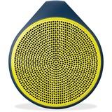 Logitech X100 Speaker System - Wireless Speaker(s) - Yellow