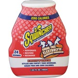 Sqwincher Fruit Punch Flavor Beverage Enhancer - Fruit Punch Flavor - 1.62 fl oz - Bottle - 12 / Car SQW010700FP